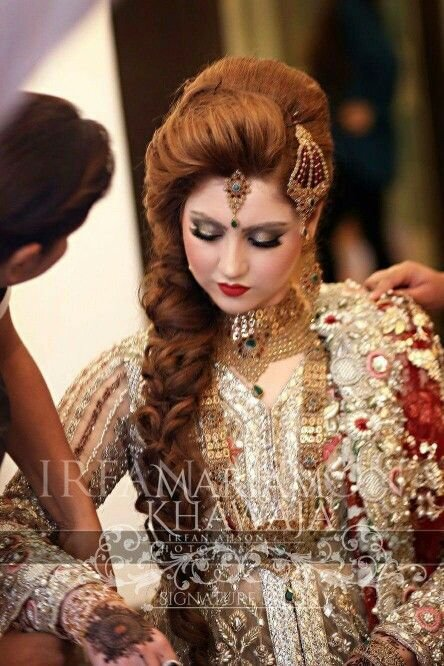 The Best 262 Best Bridal Hair For Indian Pakistani Brides Images On Pictures