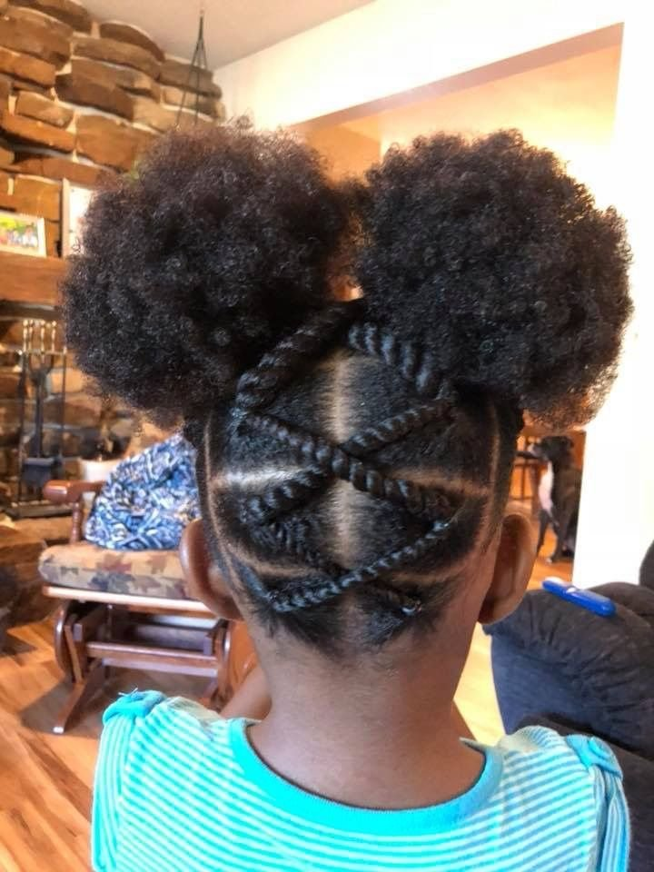 The Best 1639 Best Little Black Girls Hair Images On Pinterest Pictures