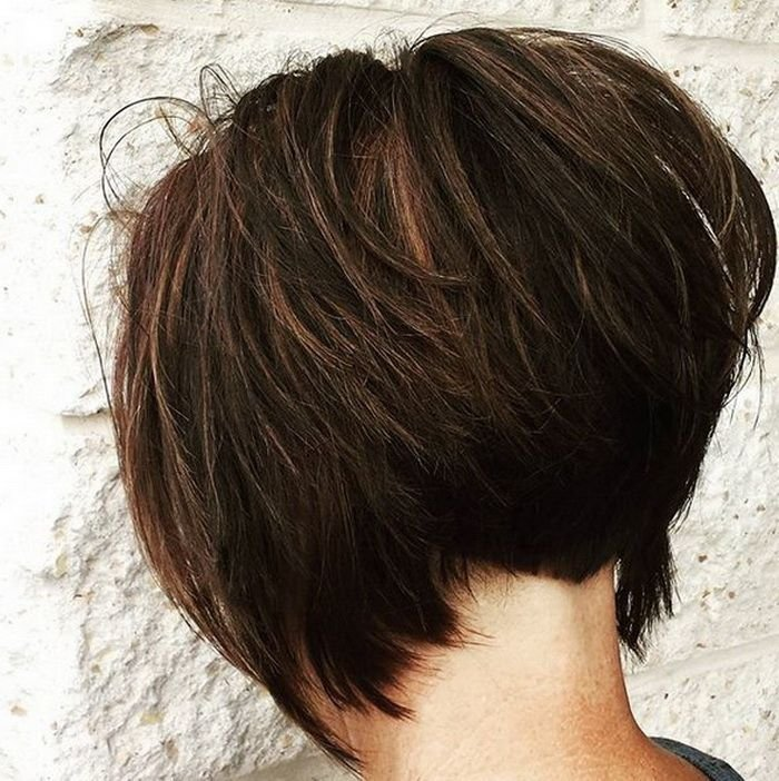 The Best Messy Dramatic Inverted Bob Haircuts 2018 2019 Hair In Pictures