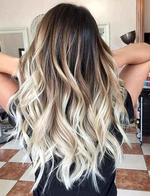 The Best 20 Amazing Brown To Blonde Hair Color Ideas Www Pictures