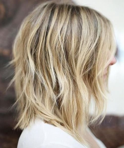 The Best Exquisite Blonde Shaggy Haircut Styles For 2019 Pictures