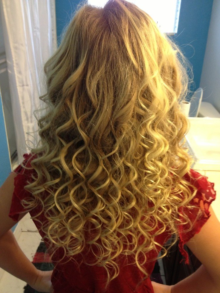 The Best 52 Best Curling Wand Curls Images On Pinterest Curling Pictures