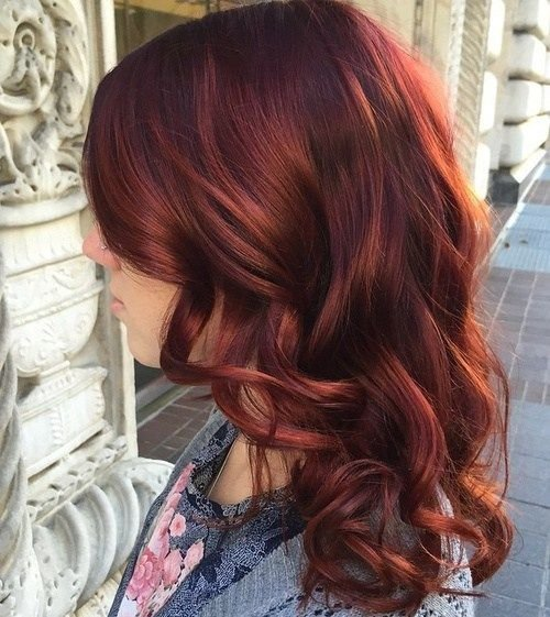 The Best Best 25 Red Hairstyles Ideas On Pinterest Auburn Hair Pictures