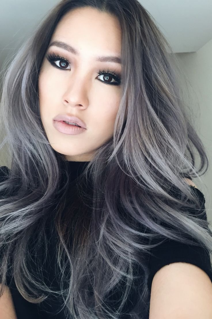 The Best The 25 Best Gray Hair Highlights Ideas On Pinterest Pictures