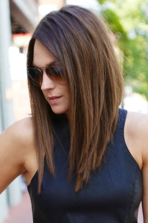 The Best 20 Long Bob Haircuts Long Bob Haircuts With Layers Long Pictures