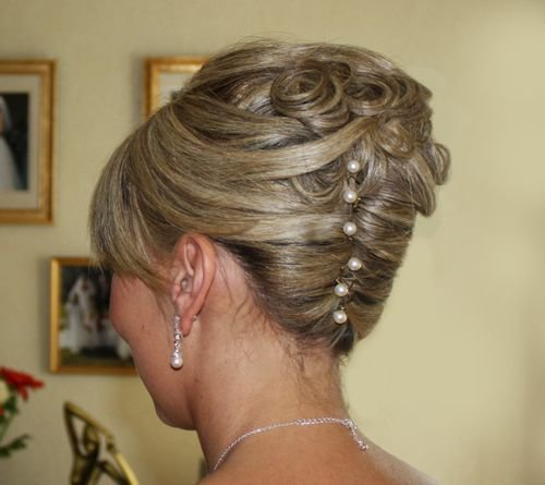 The Best French Twist With Curls French Twist With Curls Hair Pictures