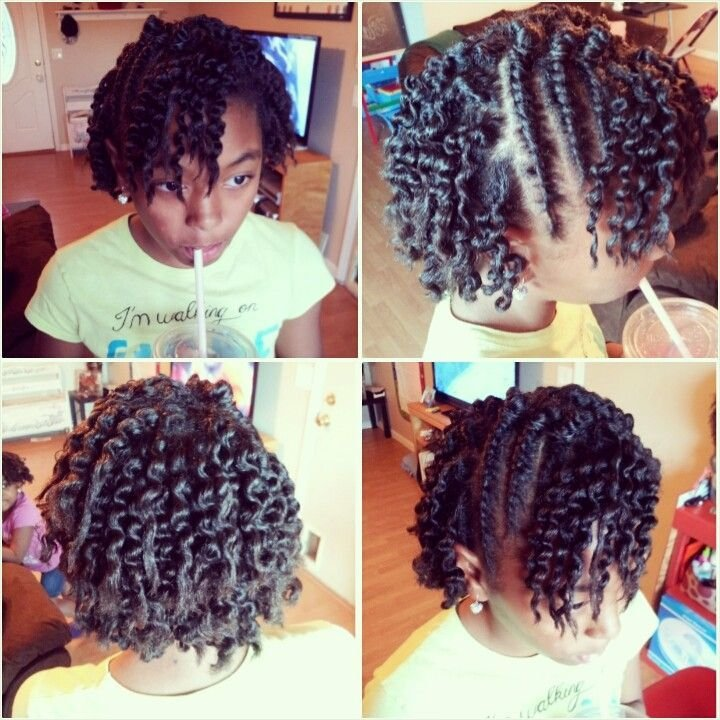 The Best Flat Twist And Twist Out Natural Ii Hair Styles Pictures
