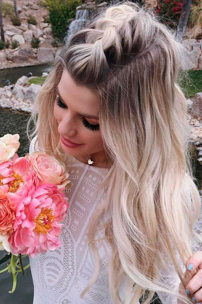 The Best 30 Cute Hairstyles For A First Date Hair Long Hair Pictures