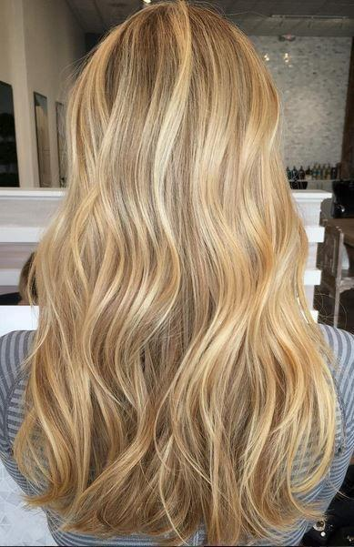The Best Beige And Gold Honey Blonde Highlights Amazing Make Up Pictures