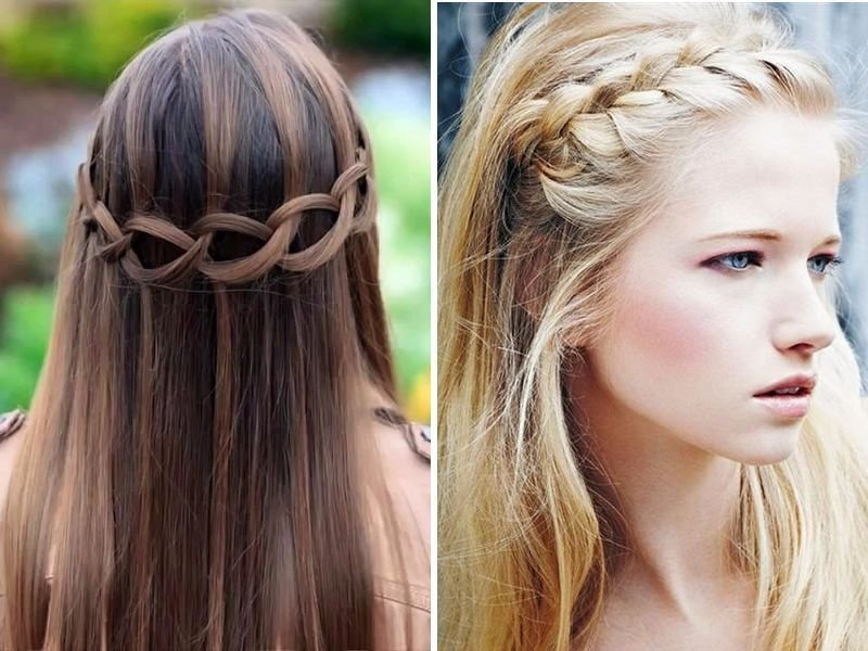 The Best An Abundant Resource Of Straight Wedding Hairstyles Hair And Makeup Hair Styles Straight Pictures