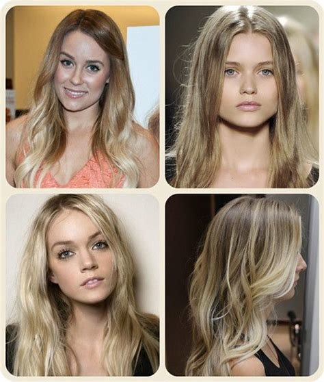 The Best Ombre Hair Color Match Different Skin Tone Pictures