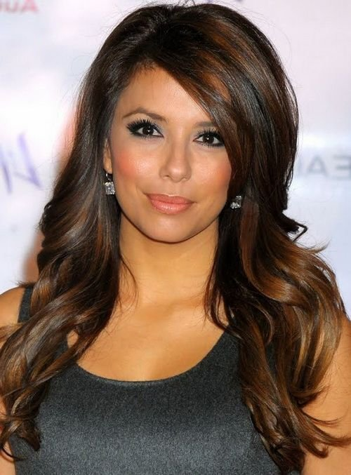 The Best Best Hair Colors For Olive Skin And Dark Brown Eyes Health And Beauty Hair Color For Brown Pictures