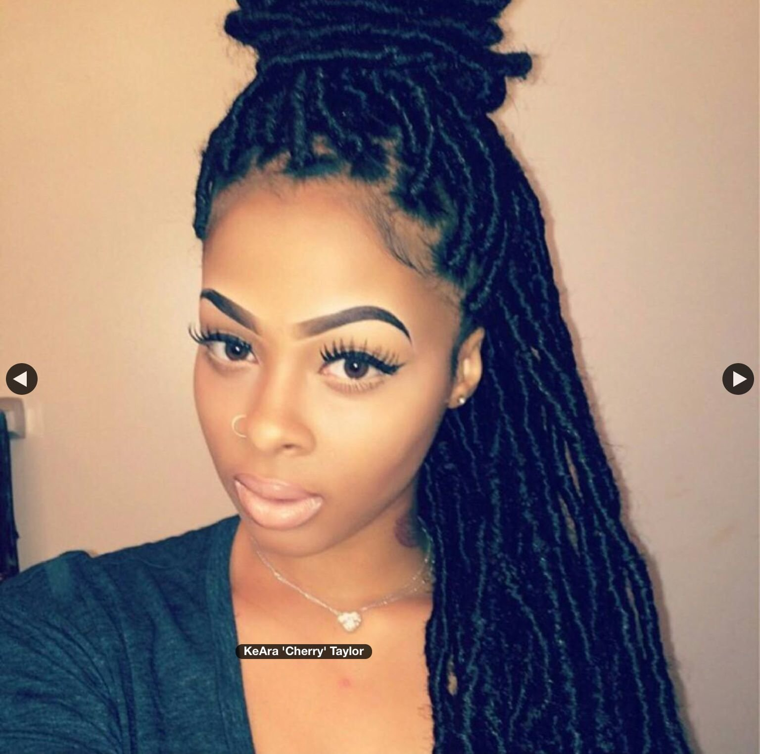 The Best Fake Dreads Locs Hairstyles In 2019 Natural Hair Pictures