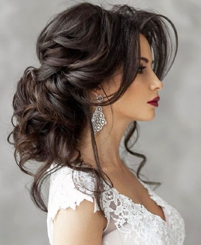 The Best Beautiful Wedding Hairstyle For Long Hair Perfect For Any Pictures