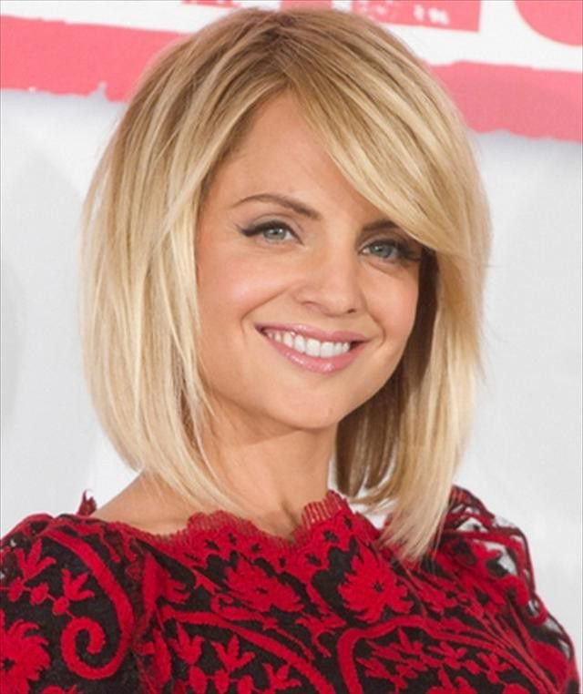 The Best Thin Shoulder Length Hairstyles Home Short Hairstyle Pictures