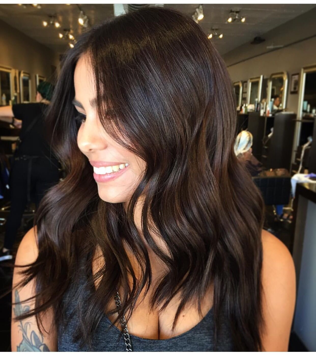 The Best Chocolate Hair Back 2 Brown In 2019 Hair Chocolate Pictures