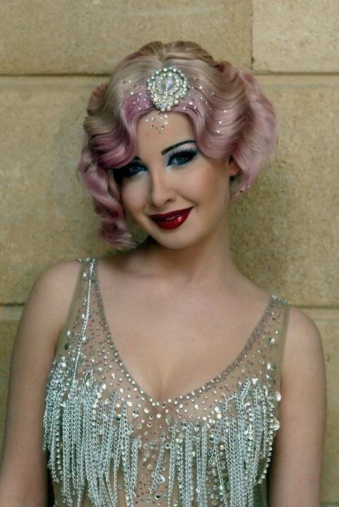 The Best Show Girl Meets 1920 S Flapper Gal Tons Of Glitz And Pictures