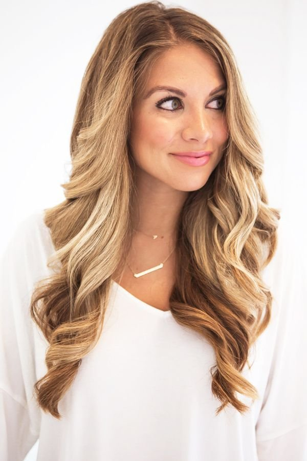 The Best How To Get Big Curls Hair Loose Curls Hairstyles Pictures