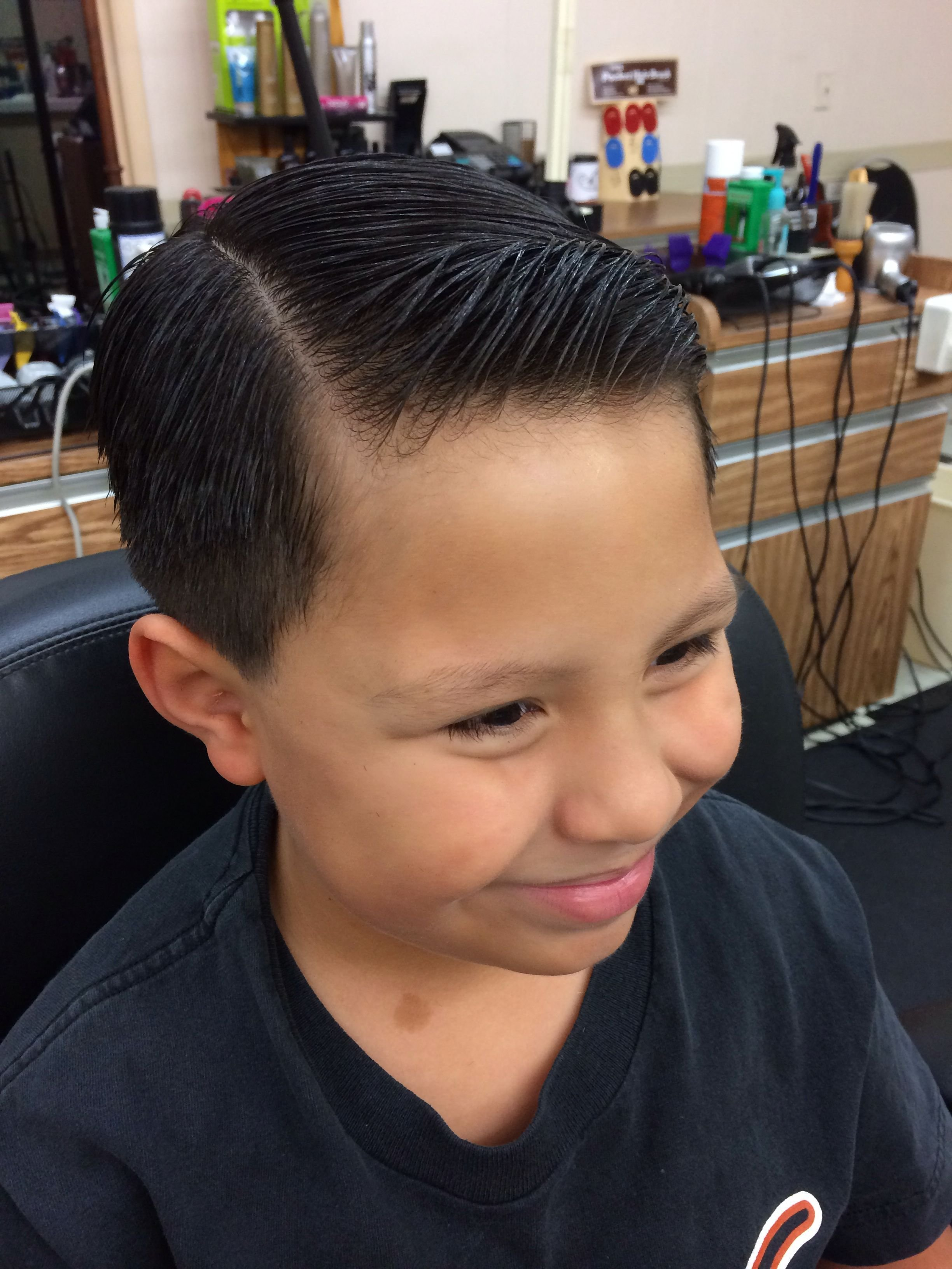 The Best Little Boys Haircut Barber Shop Hair Cuts Boy Pictures