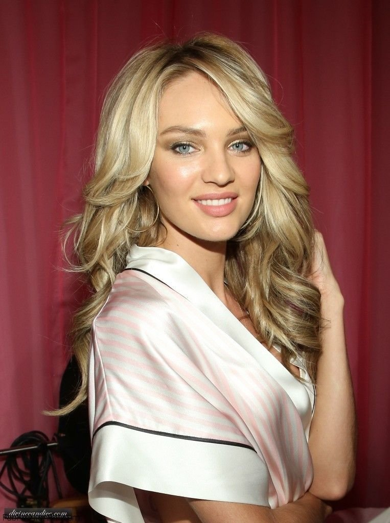 The Best The 2013 Victoria S Secret Fashion Show Hairstyles Pictures