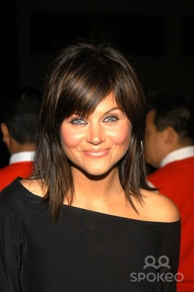 The Best Tiffani Amber Thiessen Hairstyles Related Pictures