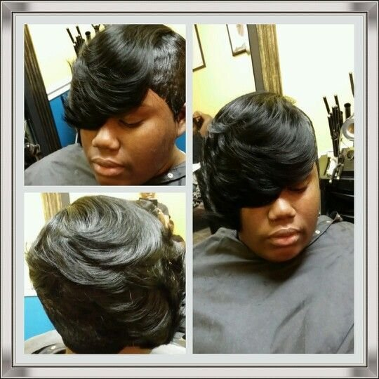 The Best Quick Weave 27 Piece With Layered Side Styles By Cola Pictures