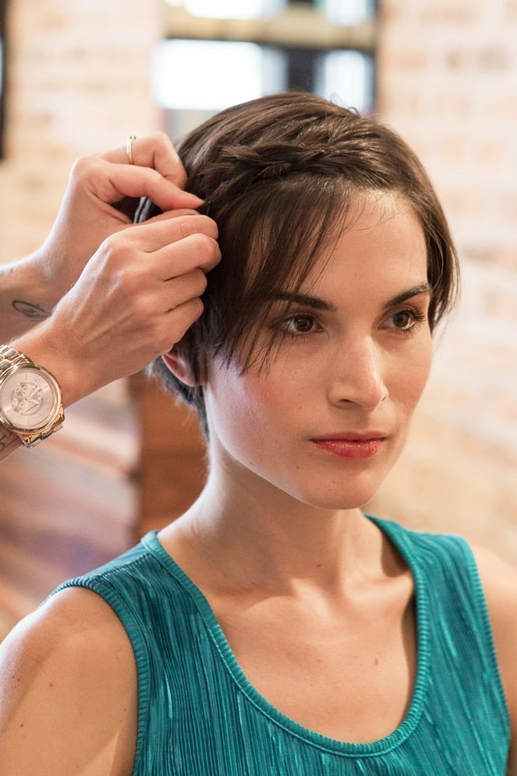 The Best How To Style Your Pixie Cut While Growing It Out Hair Pictures