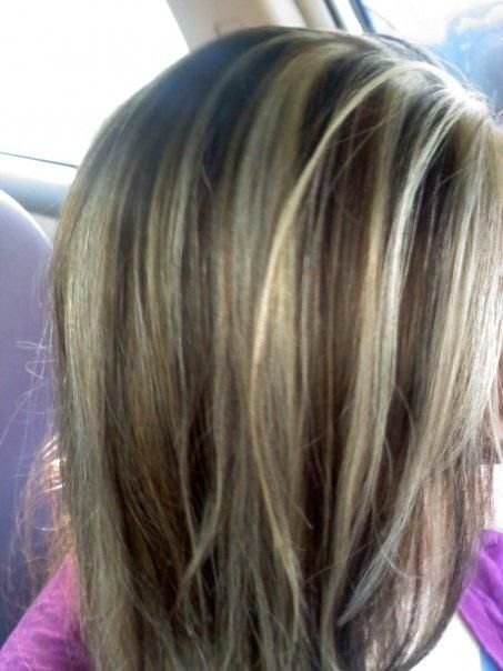 The Best Brown Lowlights And Very Light Highlights I Want My Hair Pictures