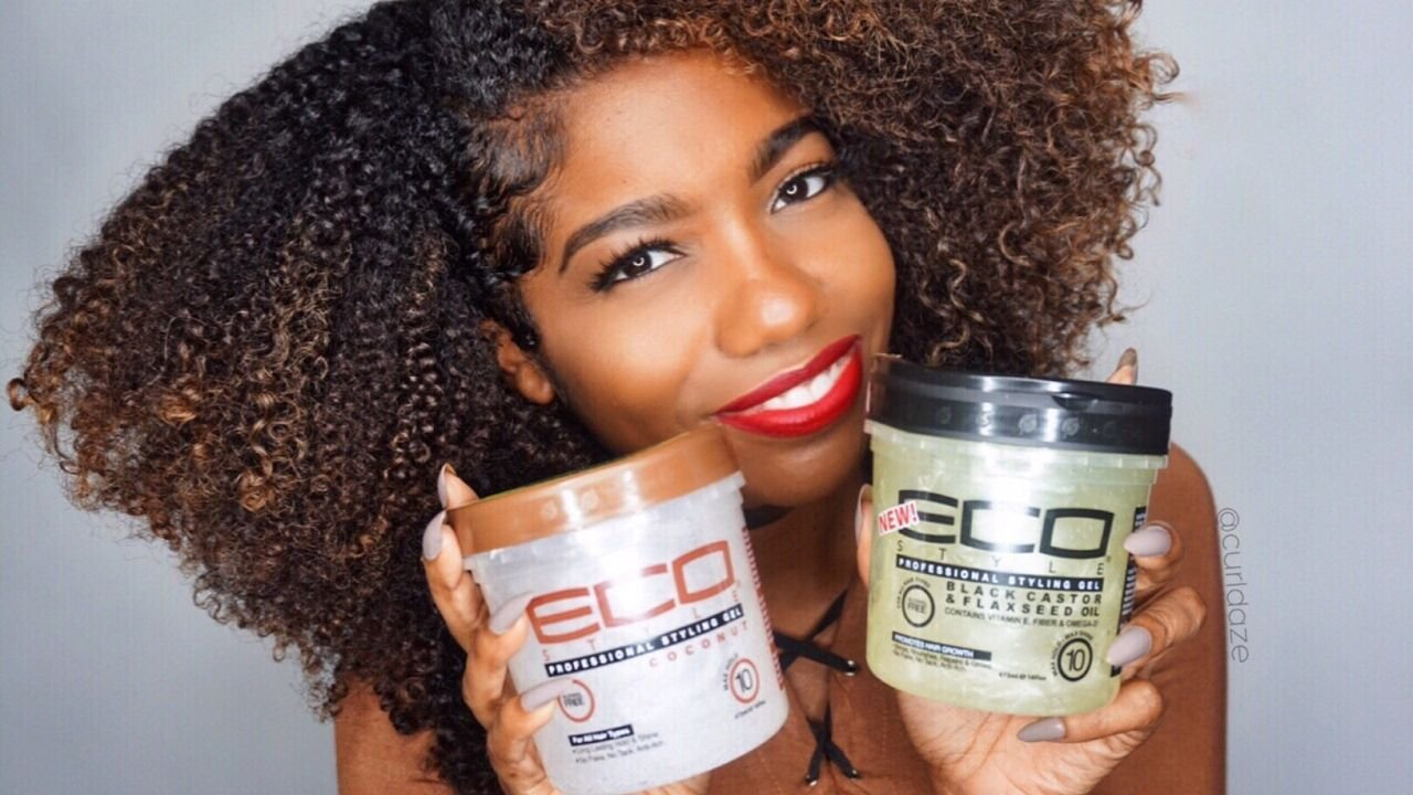 The Best Part 1 All About Eco Styler Black Castor Flaxseed Oil Pictures