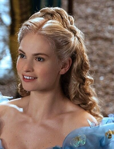 The Best Cinderella S Ball Hairstyle Hair Styles Cinderella Pictures