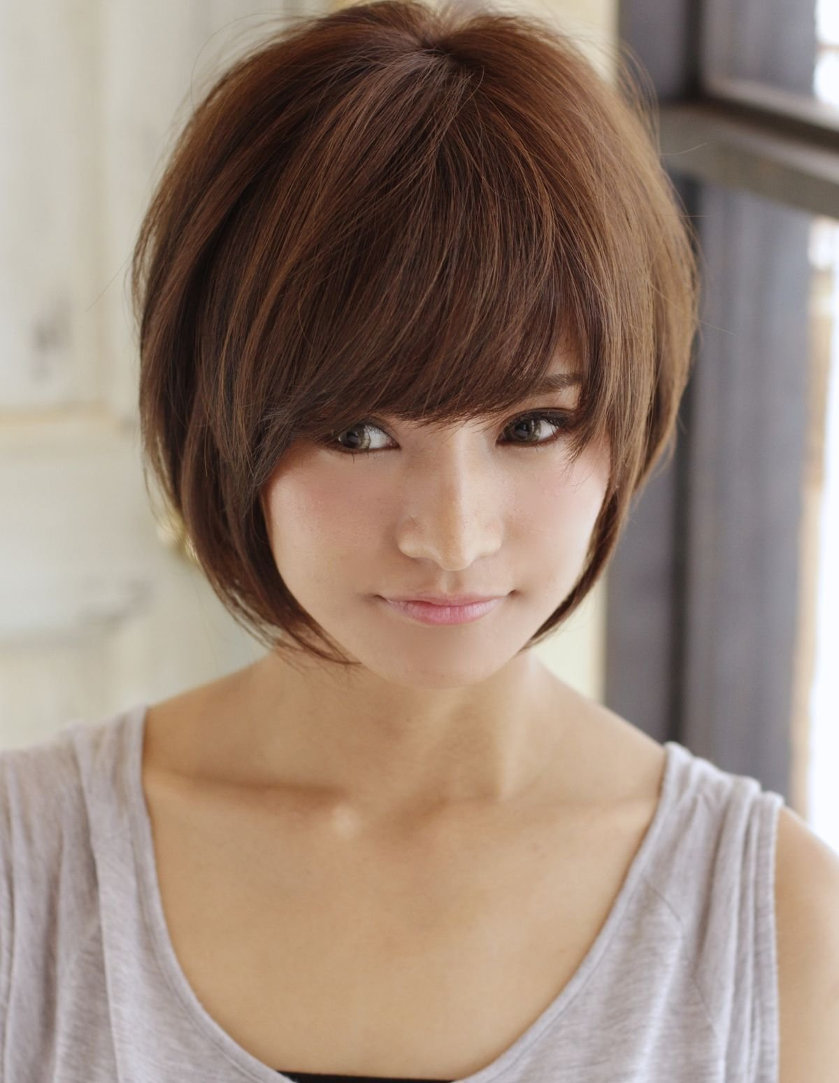 The Best This Site Is A Gallery Of Beautiful Japanese Short Hair Pictures
