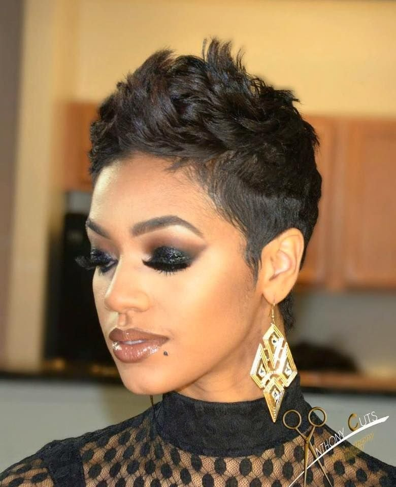 The Best 2016 Spring Summer Haircut Ideas For Black African Pictures