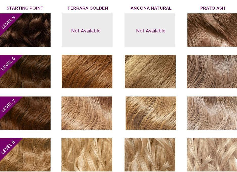 The Best Ammonia Free High Lift Shades Lighten Hair Up To 3 Levels Pictures