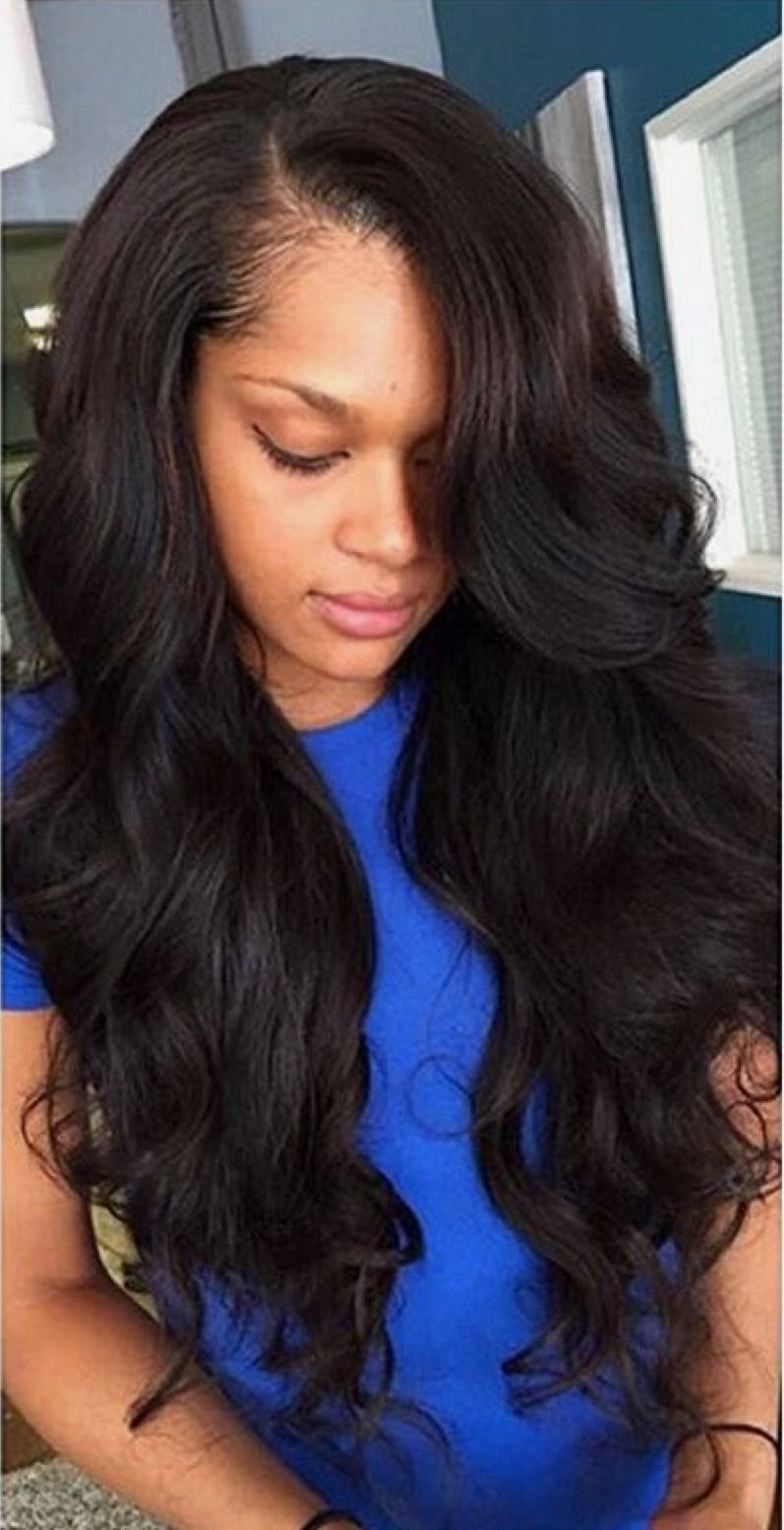 The Best Yes Body Wave Hairstyle Just Heart This Do Long Pictures