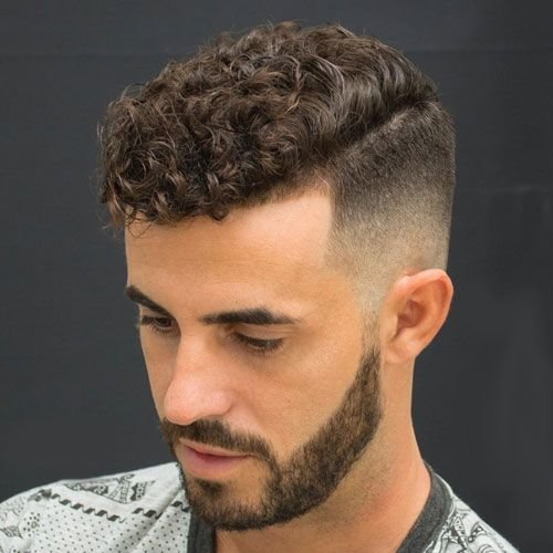 The Best 40 Stylish Haircuts For Men 2019 Guide Best Hairstyles For Men Pinterest Curly Hair Pictures