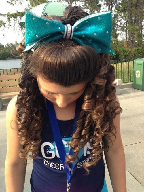 The Best Love The Bow And Love The Curls What Could Go Wrong Pictures