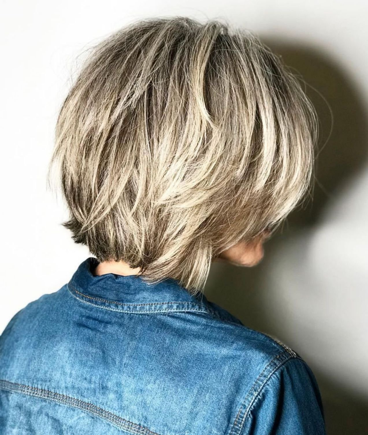 The Best 70 Fabulous Choppy Bob Hairstyles In 2018 Hairnails T Pictures