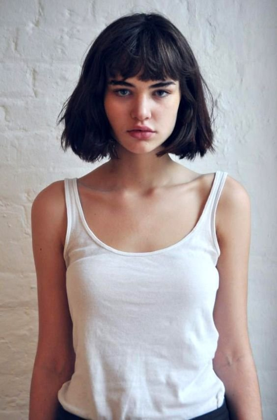 The Best 10 Fabulous Black Hairstyles With Bangs For 2019 Don't Pictures