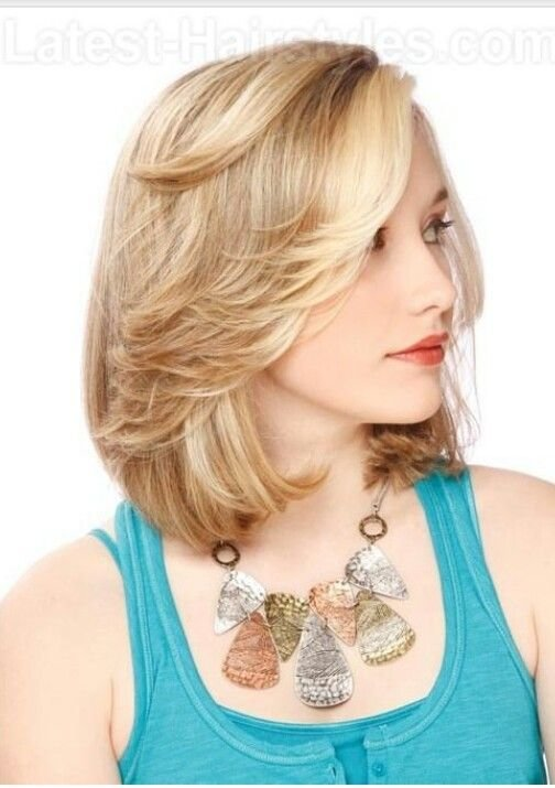 The Best Feathered Bangs With Bob Cut Hair Pictures