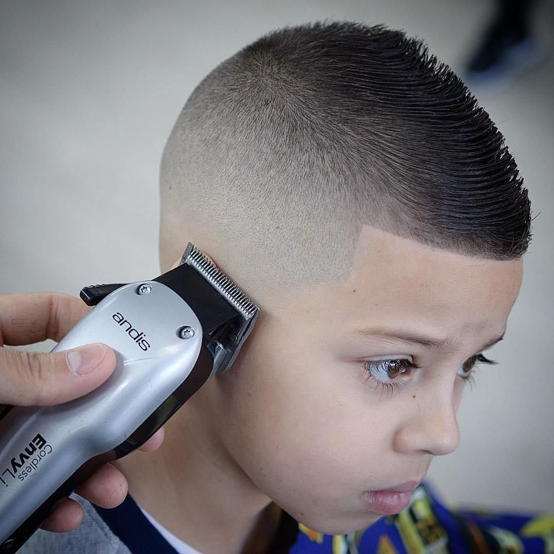 The Best Faded Fohawk Teenage Boy Haircut Hair Cuts Kid Boy Pictures