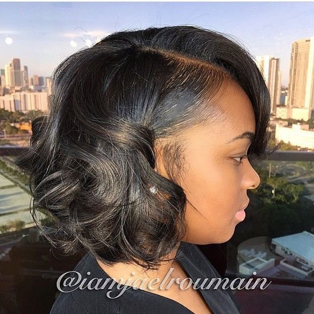 The Best Stylist Feature This Curlybob ️ Sewin Done By Pictures