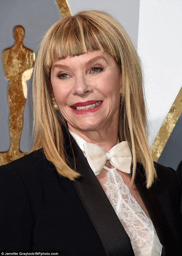 The Best These Were The Worst Hairdos Of The Oscars Kate Capshaw Pictures