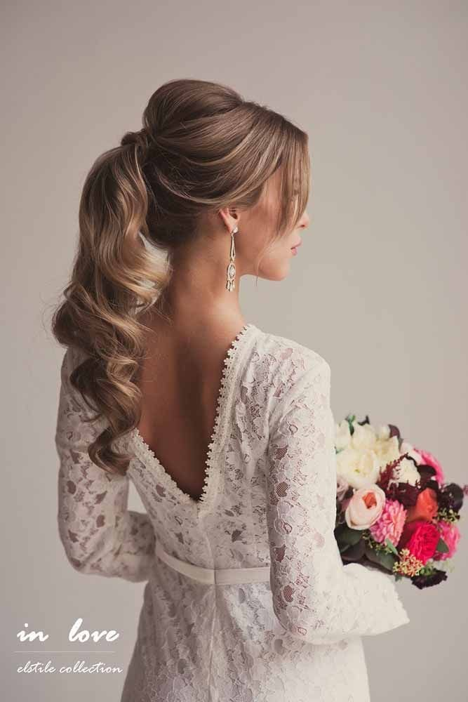 The Best 72 Best Wedding Hairstyles For Long Hair 2019 Stylish Pictures