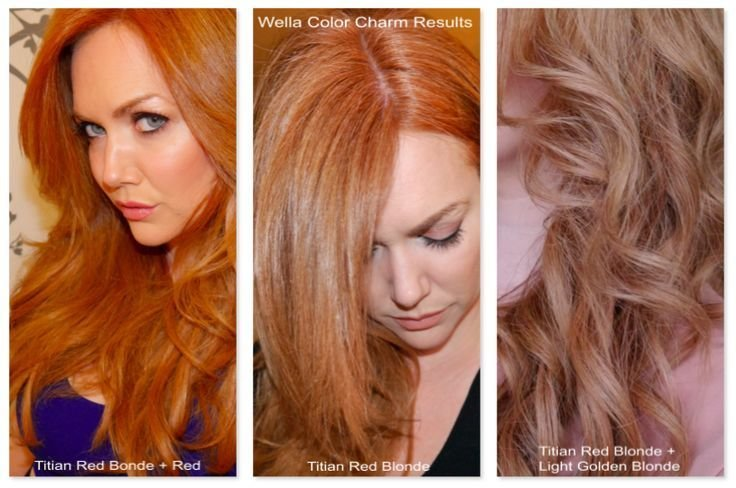 The Best Wella Color Charm Liquid Permanent Hair Color 8Rg 729 Pictures