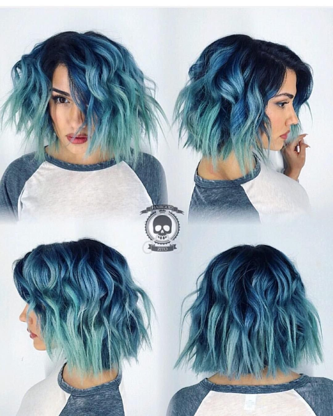 "The Best Hot On Beauty On Instagram ""Wild And Rough Hair Color Pictures"