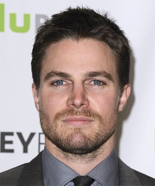 The Best Stephen Amell Short Straight Casual Hairstyle In 2019 Pictures