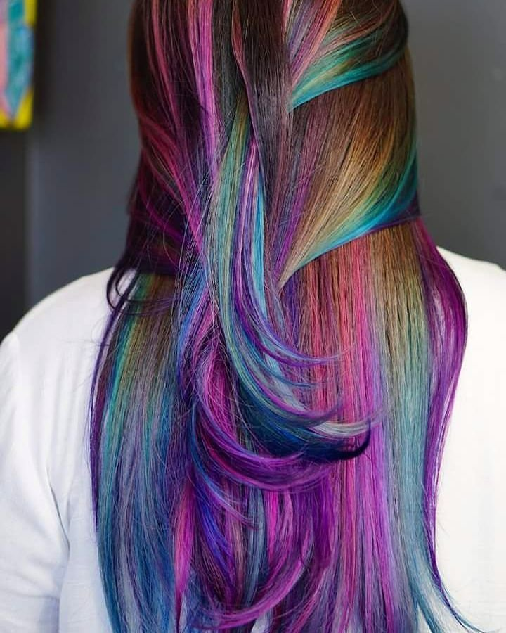 The Best 30 Magnetizing Mermaid Hair Color Ideas — Real Life Pictures
