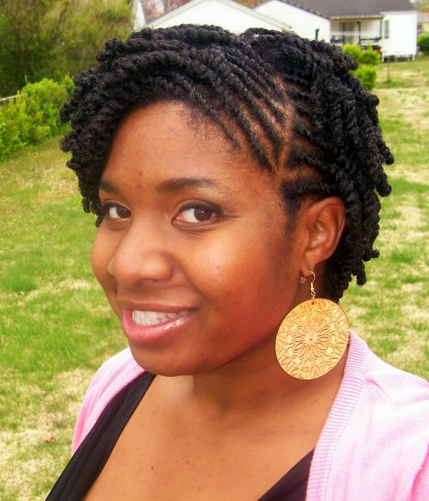 The Best Natural Hairstyles For Work 15 Fab Looks Hairstyles Natural Hair Twists Natural Hair Pictures