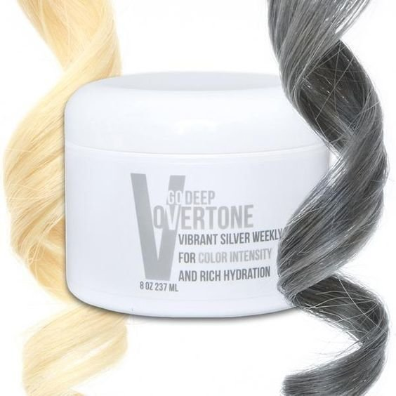 The Best Vibrant Silver Deep Treatment Locks Of Love Silver Pictures