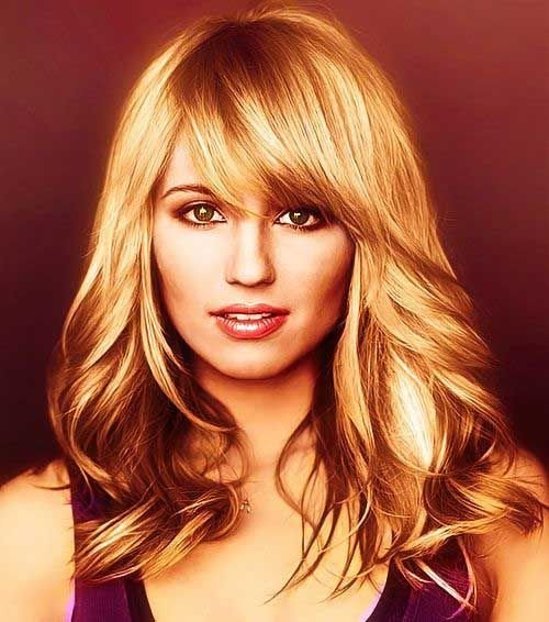 The Best 20 Long Hair Side Swept Bangs Hair Awesomeness Pictures